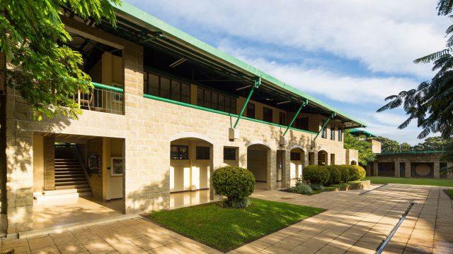 Blue Valley School - School building