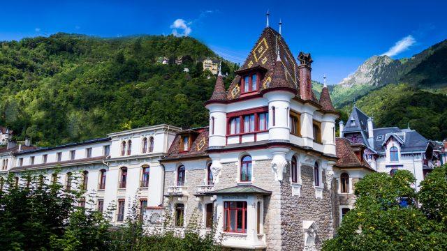 Institue Monte Rosa - School building