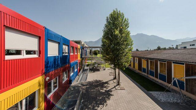 International School Rheintal - School building