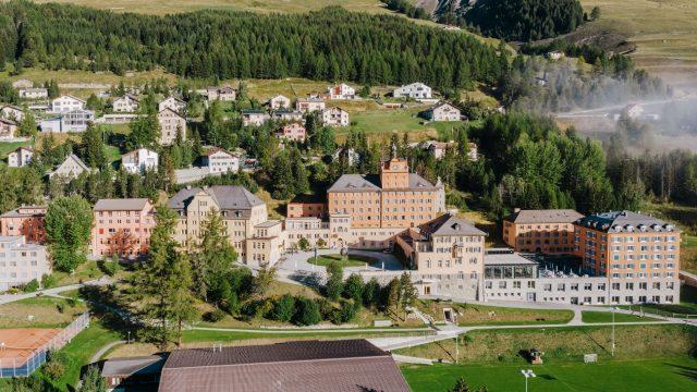Lyceum Alpinum Zuoz School - Campus