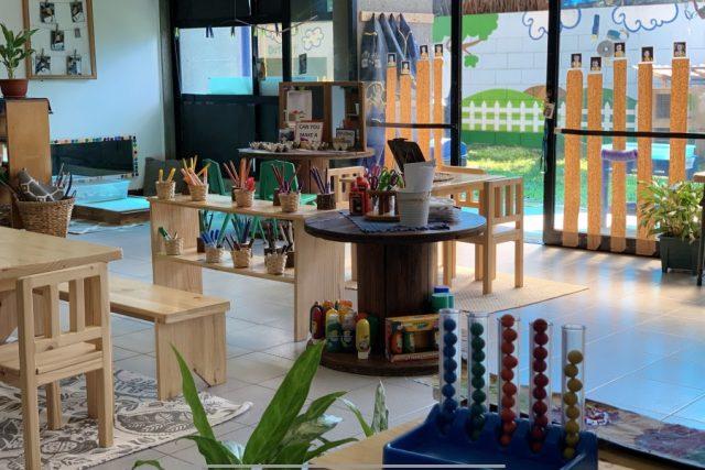 Pan American School - Classroom