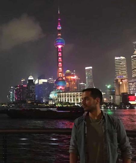 In Beijing, China