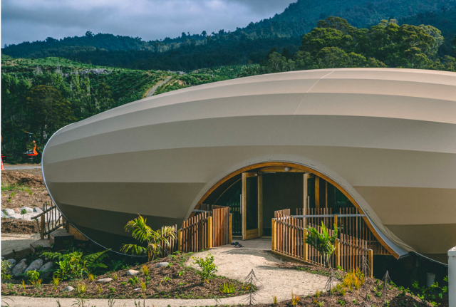 Learning Pod at Green School NZ