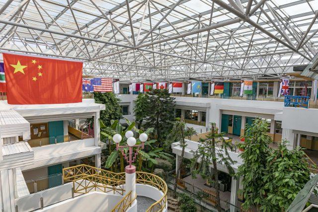 Suzhou Innovation Academy - School building