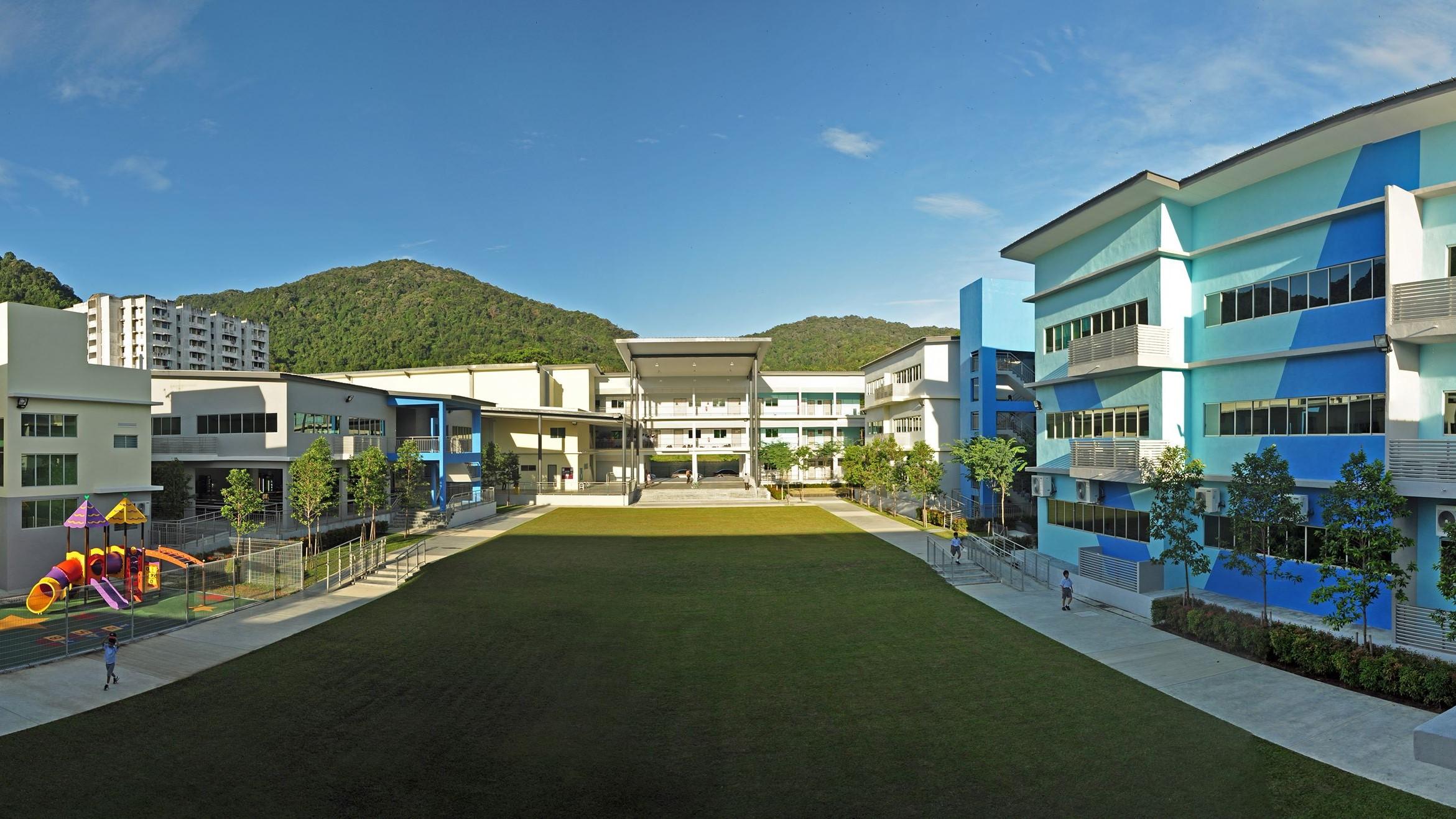 Temby Schools Penang - Campus