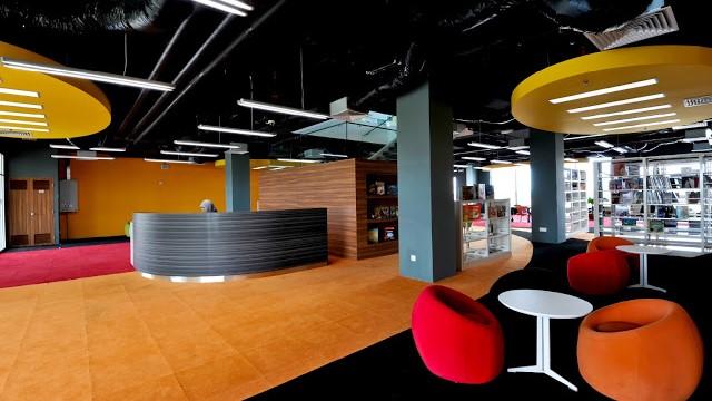 UCSI International School - Library