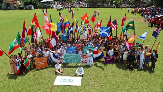 United World College Costa Rica - Students