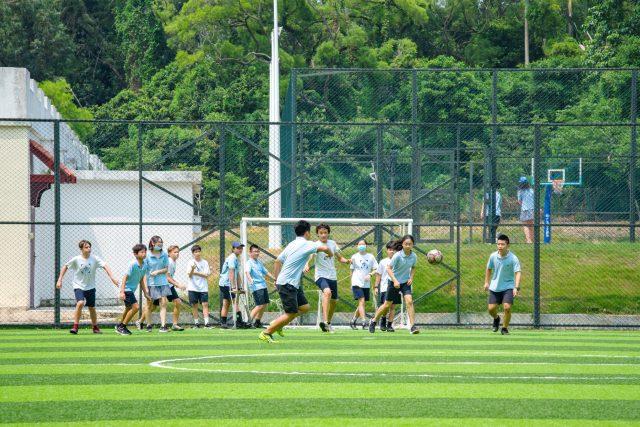 Zhuhai International School - Sports pitch