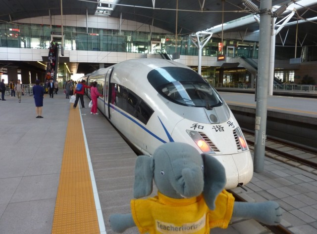 Travelling across China used to be unbelievably slow – things have changed with the arrival of the Bullet trains