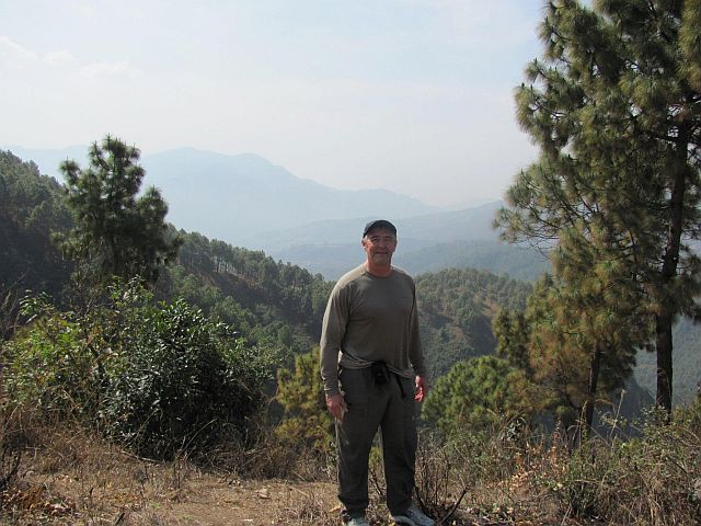 ron-ross-nepal-hike