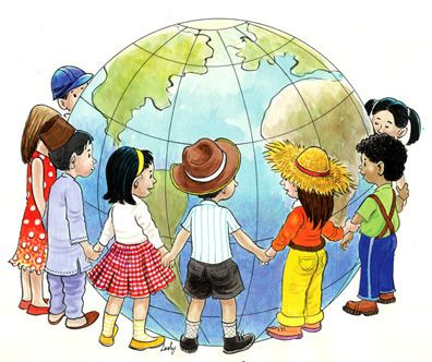 children-around-globe