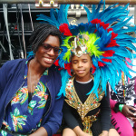 Nneka at Notting Hill Carnival 2014