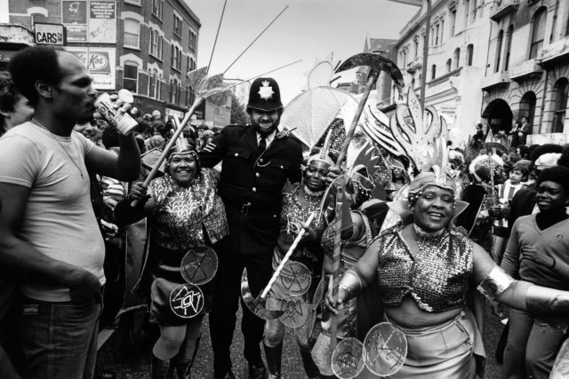 Notting Hill Carnival 1970s