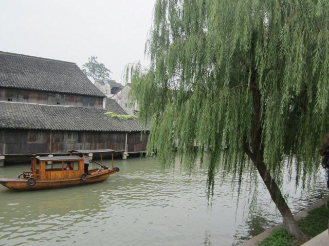 wuzhen-boat