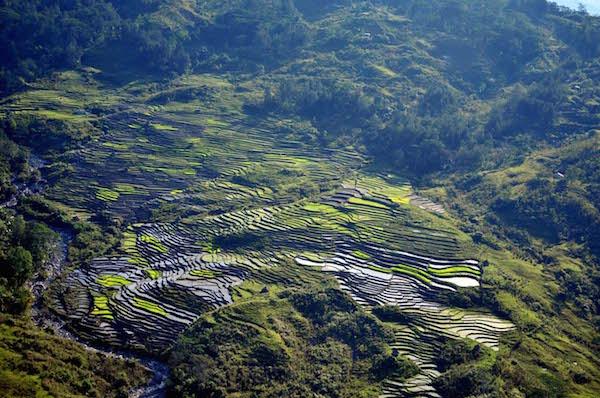 The scenery of Dili, Timor-Leste.