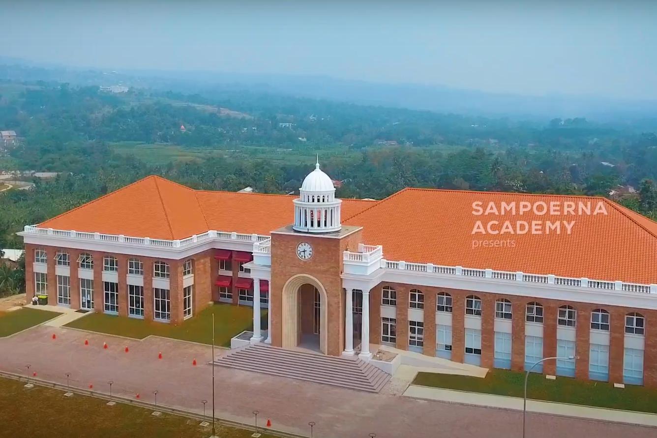 Gedung sampoerna academy